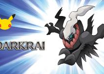 Second Chance Darkrai Pokemon 20th Gift N3DS