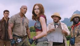 Jumanji  Welcome To The Jungle Movie Review  Hilarious Sequel